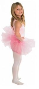 rosa tylllkjol för barn