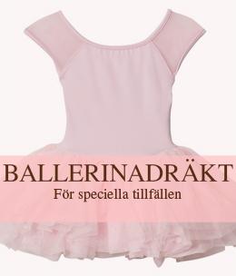 ballerinaklänning